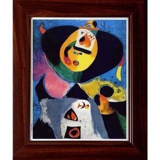【開運陶源】 Miro米羅的抽象畫- Fantasy