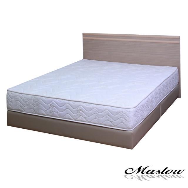 (Maslow-美學主義白橡)加大床組-6尺(不含床墊)