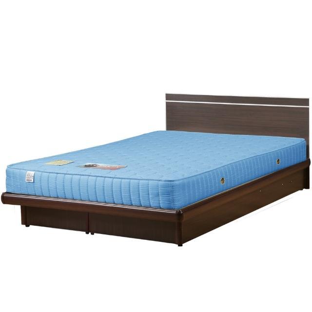 【Homelike】麗緻5尺掀床組-雙人掀床(四色可選)