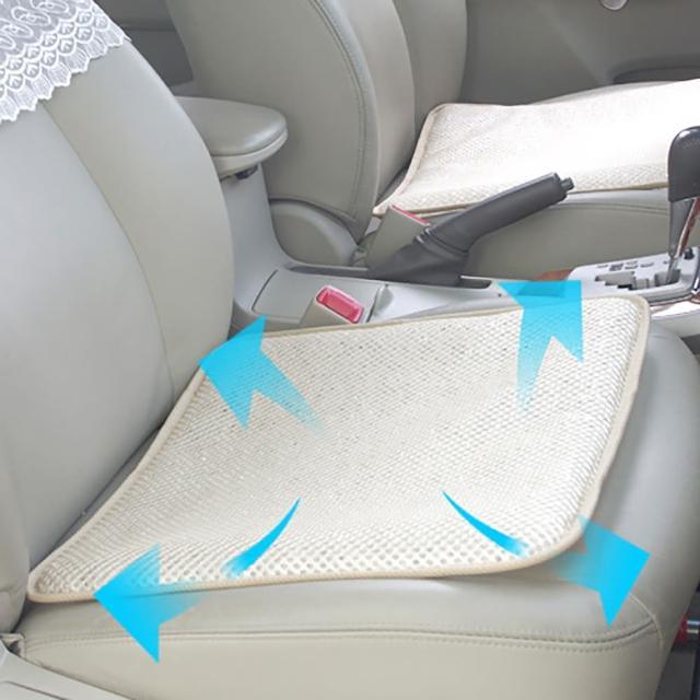 台製3D環繞對流透氣座墊-隔熱墊-椅墊-汽車隔熱墊-沙發墊(多國專利)