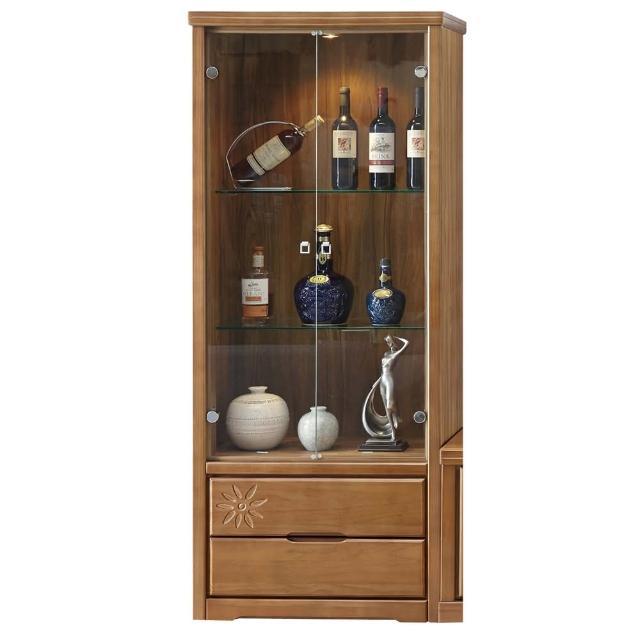 【顛覆設計】克里斯太陽花實木收納櫃-展示櫃-置物櫃