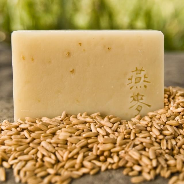 【文山手作皂】燕麥舒敏皂(沐浴用)