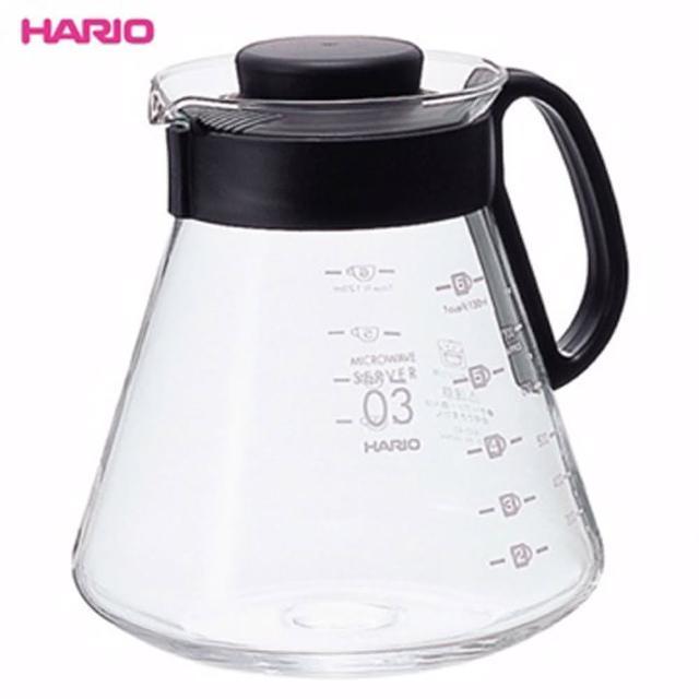 【HARIO】耐熱咖啡壺 800ml(XVD-80B)
