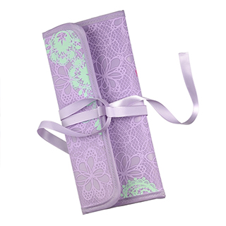 【essence】花綻顏彩刷具收納包