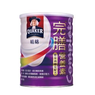【桂格】完膳營養素穩健粉狀900g-罐