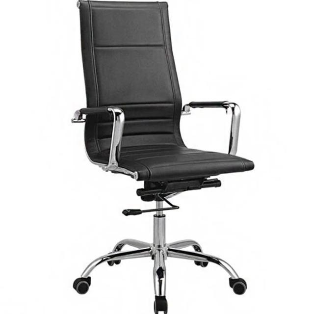 【aaronation愛倫國度】高背主管椅-辦公椅-電腦椅(i-RS901SGA-B)