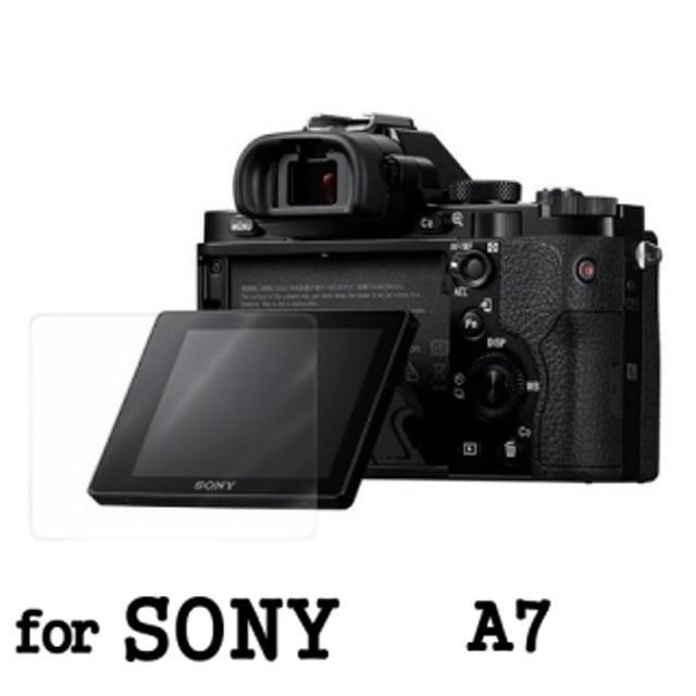【D&A】Sony A7 日本原膜AS螢幕保護貼(AS高密疏油疏水型)