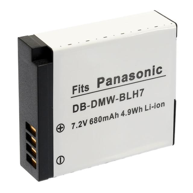 【Kamera】鋰電池 for Panasonic DMW-BLH7(DB-DMW-BLH7)