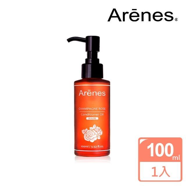 【Arenes】香檳玫瑰護髮油(100ml)