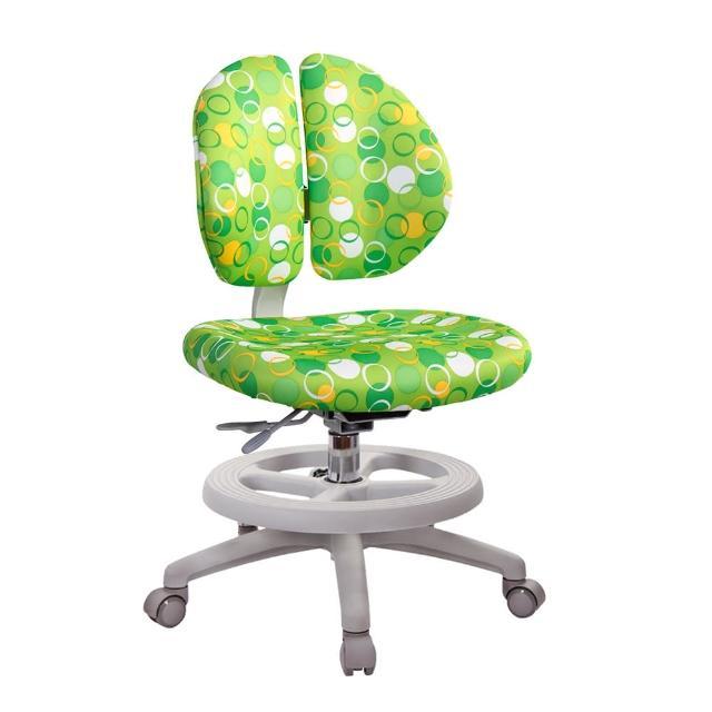 【吉加吉】兒童成長 雙背椅 TW-2999J(多色)