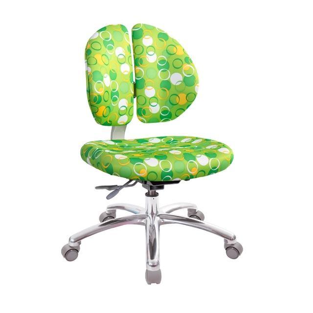 【吉加吉】兒童成長 雙背椅 TW-2999PROJC 附拆洗布套(多色)
