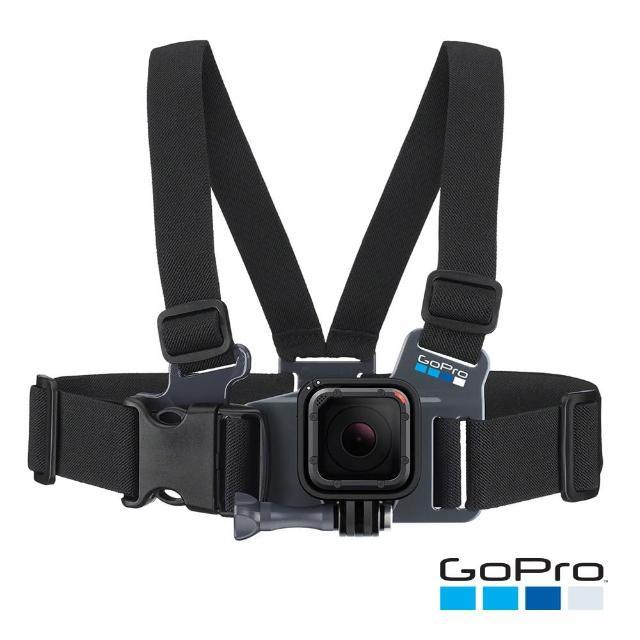 【GoPro】胸前綁帶-小 ACHMJ-301(公司貨)