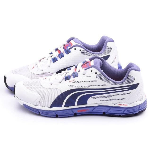 【PUMA】女款Faus 500S V2 Wns 運動鞋(187317-07-白紫)