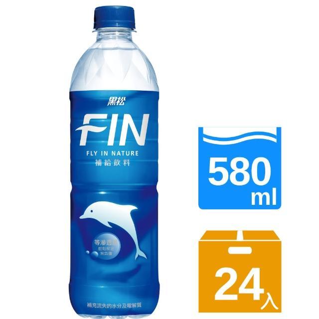 【李玉璽、邵雨薇代言】FIN健康補給飲料(580ml X24入)