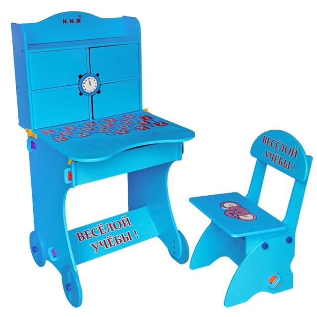 【kikimmy】美式升降書桌椅組