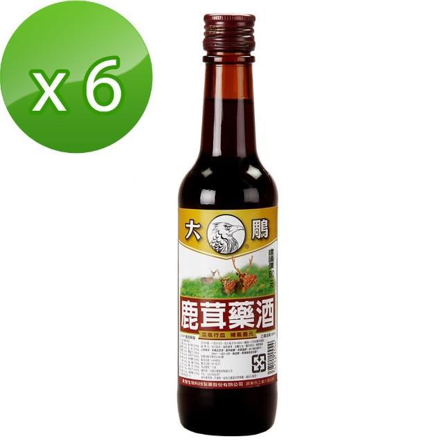 【大鵰】鹿茸藥酒300ml-6(乙類成藥)