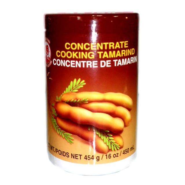 【蘋果市集】泰國酸子醬-羅望子醬(454g-瓶)