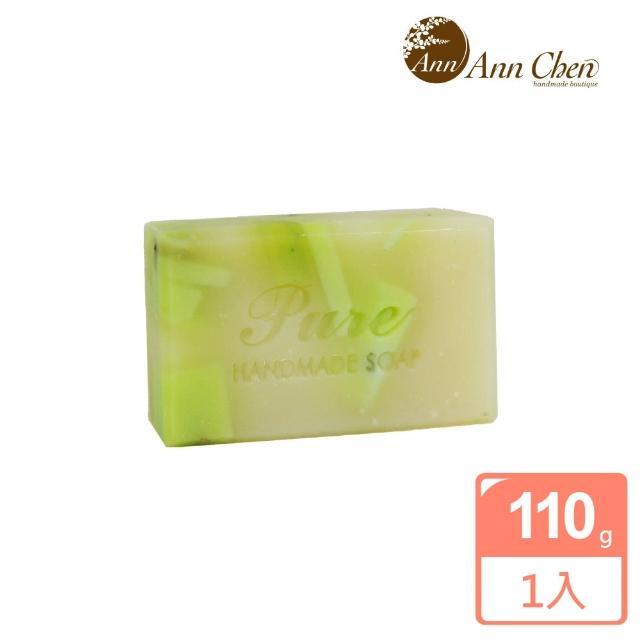 【陳怡安手工皂】舒緩馬鞭草手工皂110g(保濕舒緩系列)