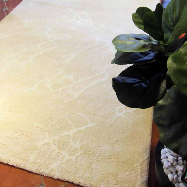 【范登伯格】帕拉斯 混紗簡約厚地毯(165x235cm)
