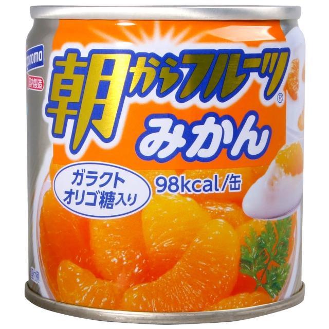 【Hagoromo】朝食水果罐-蜜柑(190g)