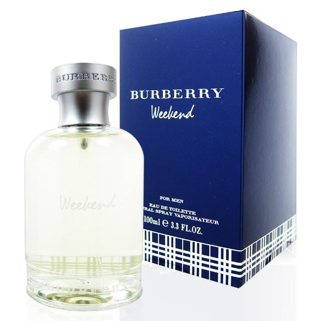 【BURBERRY】Weekend 週末男性淡香水 100ml(網路熱賣中)