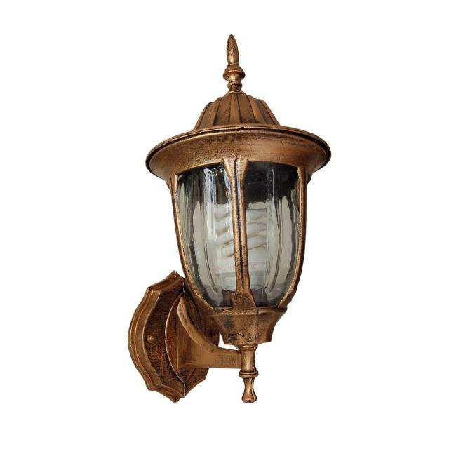 【華燈市】古銅刷金戶外壁燈(戶外壁燈-造型壁燈-壁燈燈飾)