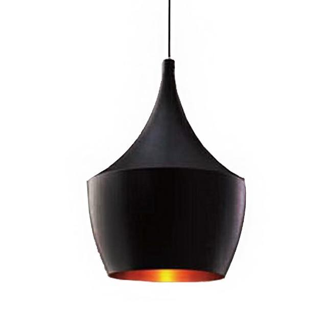 【華燈市】黑帽吊燈(餐吊燈-造型吊燈-吊燈燈飾-燈具)