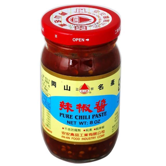 【安安】辣椒醬230g