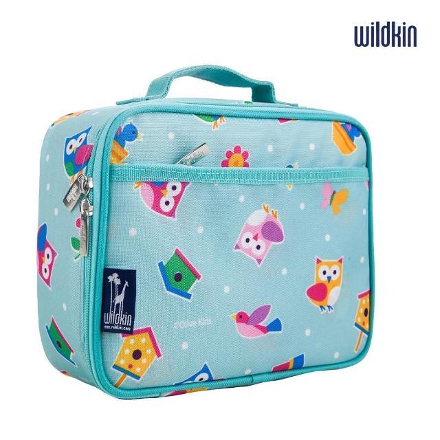 【美國Wildkin】保冰保溫袋-萬用袋(33407柏蒂鳥)
