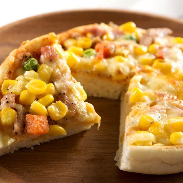 【豐郁軒】五吋夏威夷披薩(120g-片)