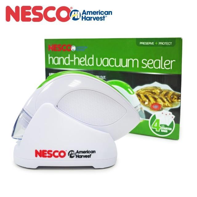 【Nesco】大蓄電量 手持式 真空包裝機(VS-09HH)