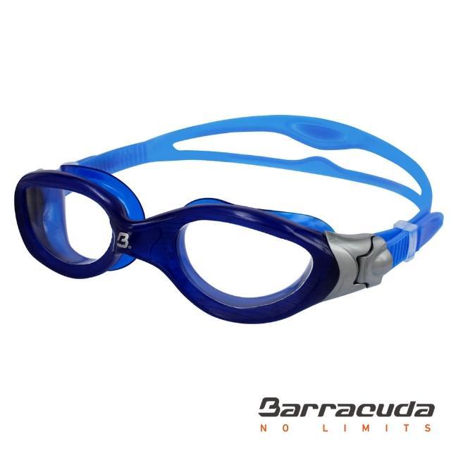 【美國巴洛酷達Barracuda】成人抗UV防霧泳鏡(MIRAGE-#15420)