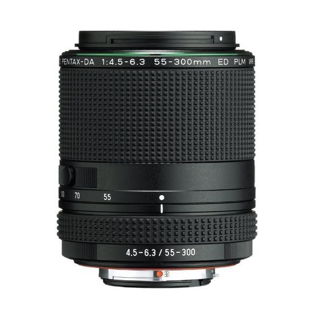 【PENTAX】HD DA 55-300mmF4.5-6.3ED PLM WR RE(公司貨)