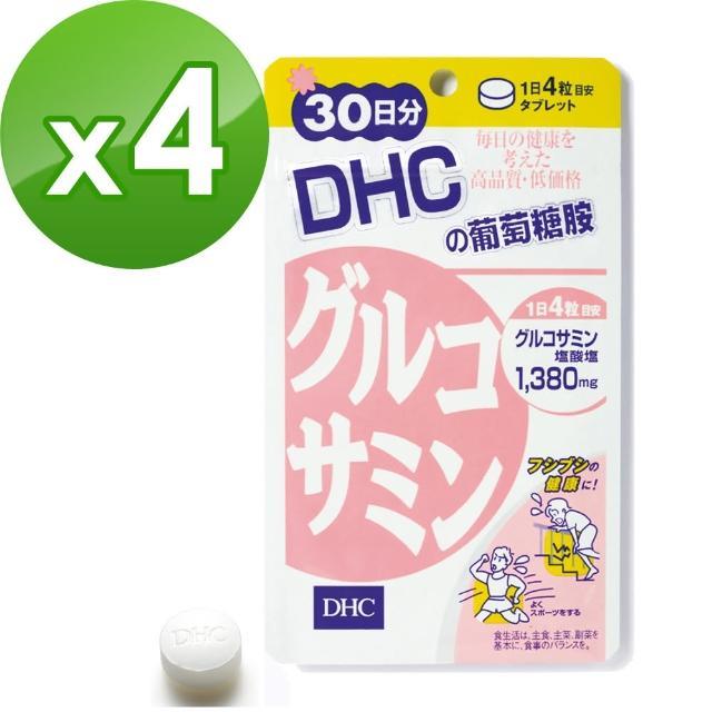 【DHC】葡萄糖胺 x 4
