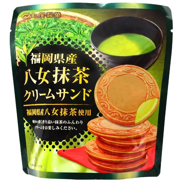 網路人氣產品top10】【七尾】八女抹茶法蘭酥68g-好用的必需品哦