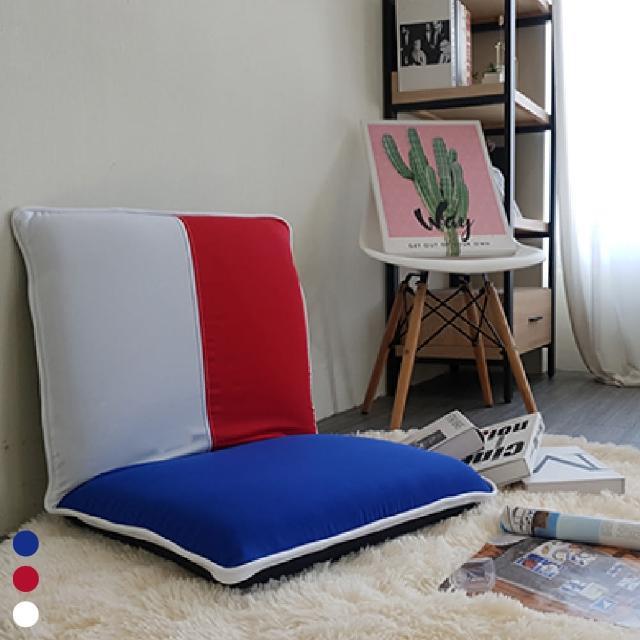 【BN-Home】JK英國風和室椅舒適多段摺疊可拆洗(單人沙發-折疊椅)