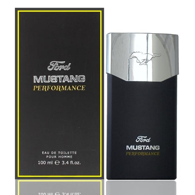 【Ford Mustang】Performance 完美演繹淡香水(100ml)