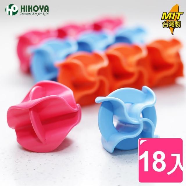 【HIKOYA】環保無毒強力洗衣球(18入)