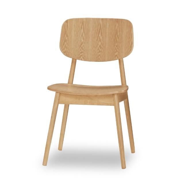 【時尚屋】約翰餐椅(單只) C7-1021-7(免組裝 免運費 餐椅)