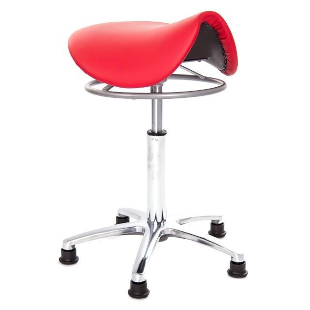 【GXG】馬鞍型 工作椅 TW-T04 LU(鋁合金腳座款)