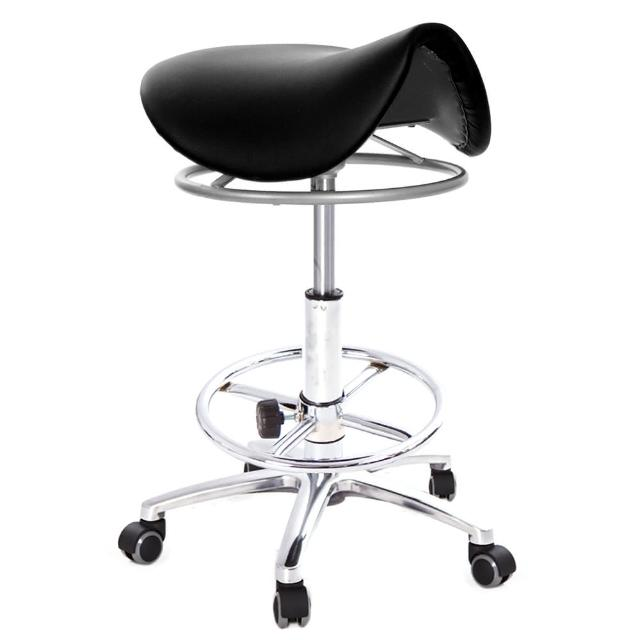 【GXG】馬鞍型 工作椅 TW-T04 LUXK(電金踏圈款)