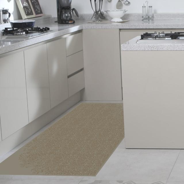 【范登伯格】卡斯☆頂級立體雕花絲質地毯-美藤(60x100cm)