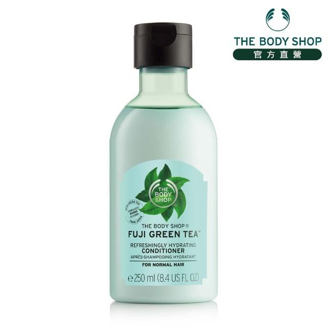 【The Body Shop】富士山綠茶淨化護髮乳(250ML)