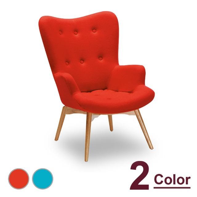 【時尚屋】霍爾XA500原木椅 NM7-258-3(兩色可選 免組裝 免運費 休閒椅)