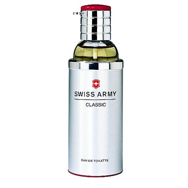 【Swiss Army】Class 瑞士刀男性淡香水(100ml)