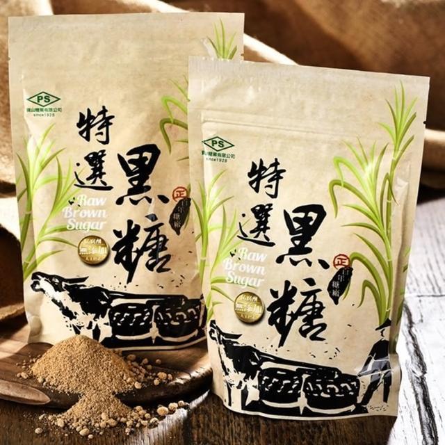 【新竹寶山糖業】特選黑糖粉 沖泡式(300g-袋)