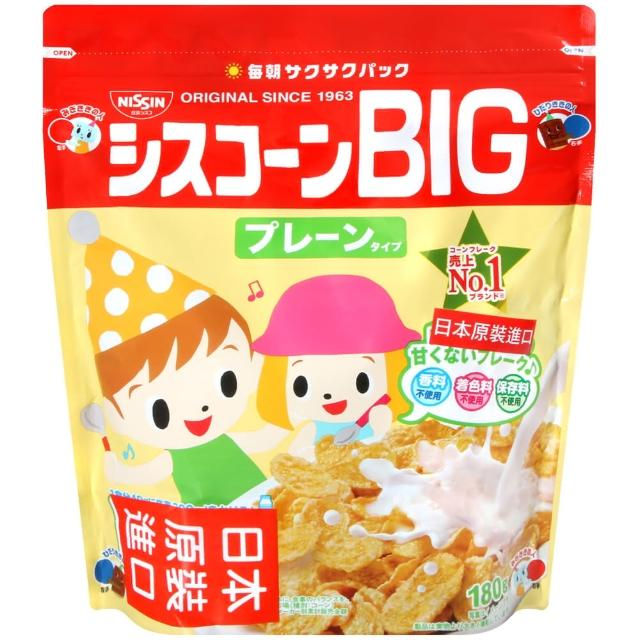 【日清Cisco】BIG早餐玉米片(180g)