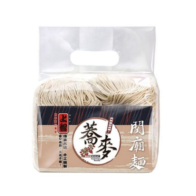 【上智】蕎麥關廟麵900公克(關廟麵)