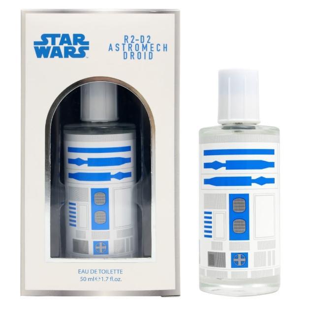 【STAR WARS】星際大戰 R2-D2 男性香水(50ml)