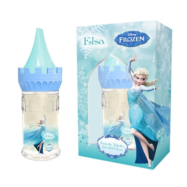 【Disney】Frozen 冰雪奇緣 魔法艾莎香水(50ml)